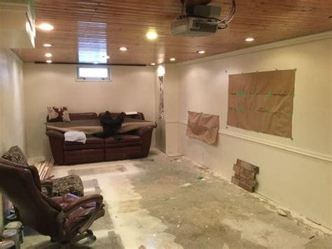 basement solutions anyone  long narrow basement used for
