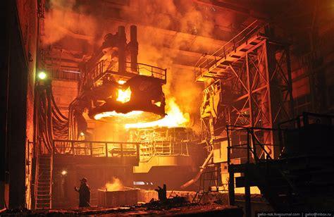 Steel Plant Pavlodar Pipe And Steel Plants 183 Kazakhstan Travel And