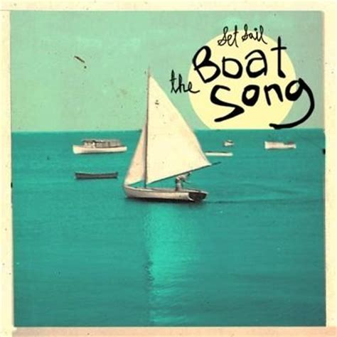 paper boat song it set sail boat song paperblog