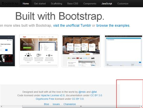 twitter bootstrap layout header footer css twitter bootstrap 100 footer background stack