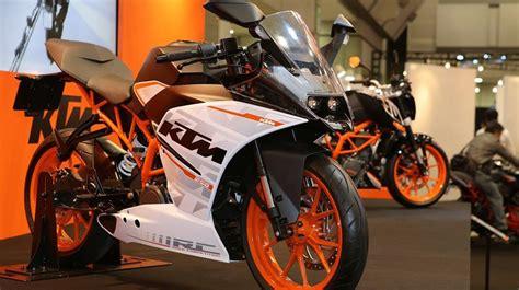 Knalpot Ktm Duke 200 Ktm Duke 250 250 Rc Two Titan Slipon Pnp ktm rc 250 and duke 250 showcased at tokyo motorcycle show