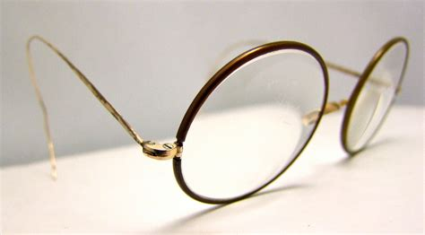 antique optical 1910 to 1920s eyeglasses by ifoundgallery