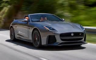 Vanity With Seat Jaguar F Type Svr 2016 Us Wallpapers And Hd Images Car