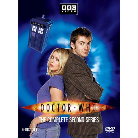 Doctor Who Season Two The Review by Doctor Who Series 2 2006 Toknowavale