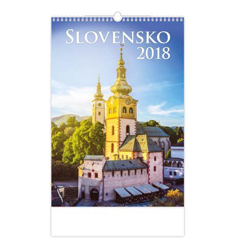 Pl Novac Kalend 2018 Kalendar 2018 Slovensko 28 Images N 225 Stěnn 253