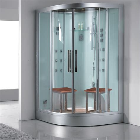 Bathroom Steam Shower Ariel Platinum Dz962f8 White Steam Shower Ariel Bath
