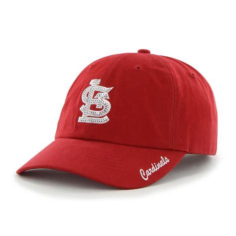 mlb s sparkle baseball hat st louis cardinals