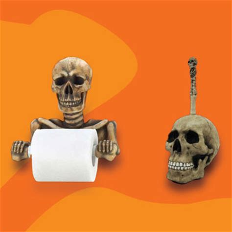 skeleton bathroom accessories halloween bathroom decorations interior design for house