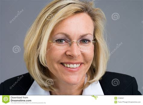 Smiling General smiling general manager royalty free stock photography