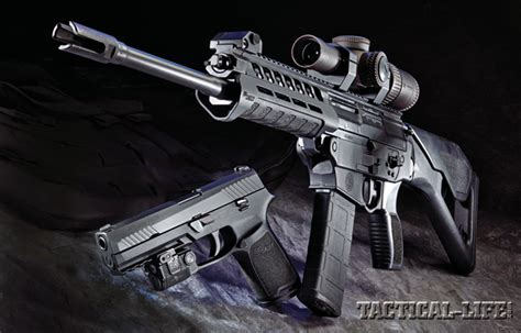 Swat Magazine Sweepstakes - sig sauer s swat duo sig556xi carbine p320 pistol