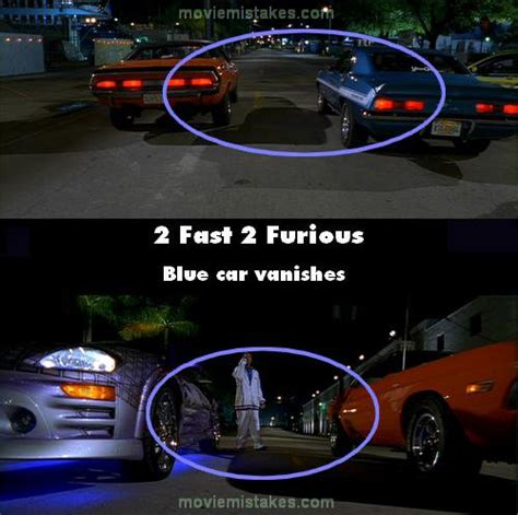 fast and furious mistakes 2 fast 2 furious movie mistake picture 24