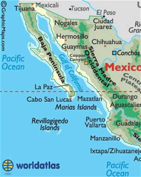 map of united states and cabo san lucas mexico cabo san lucas mexico photos world atlas
