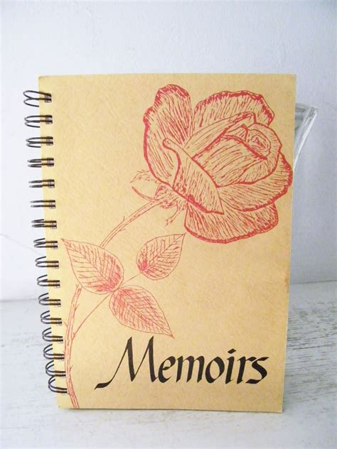 picture book memoirs memoirs a memoir book with guidance from kitchengarden on