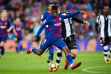barcelona ousmane dembele ousmane dembele suffers fresh injury blow as barcelona