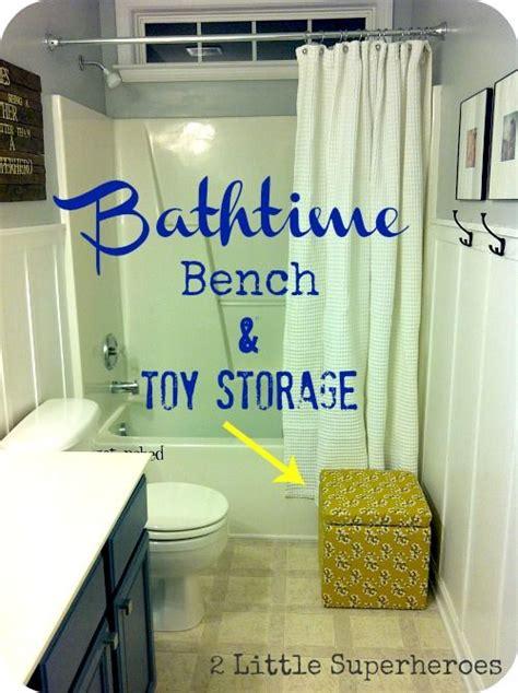 Bathroom Storage Cubes Best 25 Bath Storage Ideas On Bath Toys And Organization