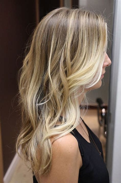 how to do ash ombre highlight on hair ash blonde ombre hair pinterest bright blonde ash