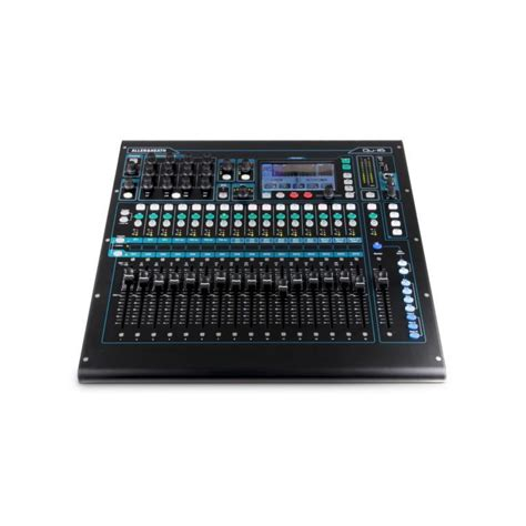 Mixer Digital Allen Heath Qu 16 Allen Heath Qu 16 Rackmountable Digital Mixer Gearsource
