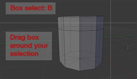 blender deselect blender tutorial for beginners how to make a