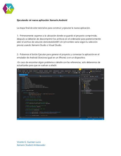 xamarin service tutorial xamarin android microsoft azure