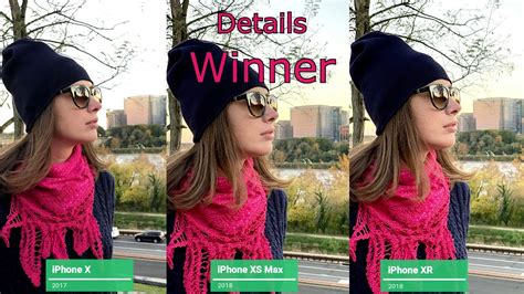iphone   xs max  xr camera comparison test   mobile arena
