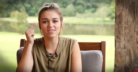 sadie robertson tattoo robertson explains the meaning the she