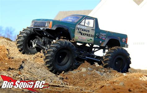 mega truck axial deadbolt mega truck conversion part 3 171 big squid