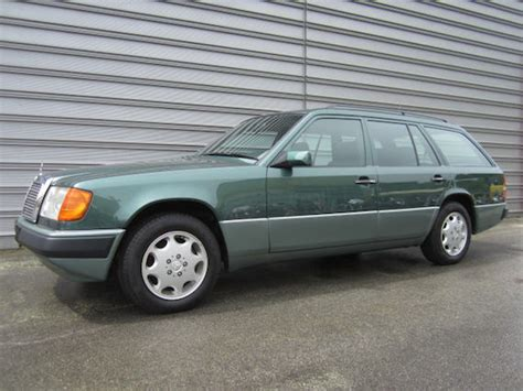 1992 mercedes benz 230te 5 speed manual german cars for sale blog
