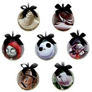 nightmare before christmas ornament holiday things