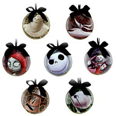 The Nightmare Before Ornaments - nightmare before ornament things
