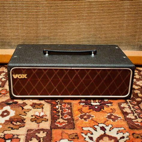 transistor bass lifier vintage 1964 vox t60 transistor bass lifier top