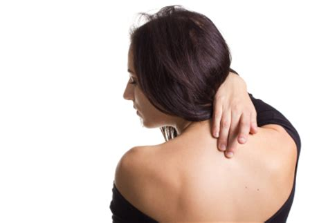 Back To Big Gap by Back Between Shoulder Blades Read This
