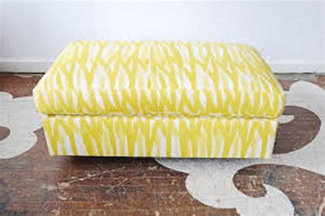 Yellow Leather Storage Ottoman Yellow Storage Ottoman Best Storage Design 2017