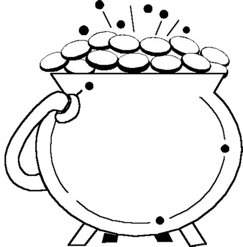 leprechaun hat coloring page leprechaun coloring pages printable free 417241