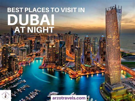 places  visit  dubai  night
