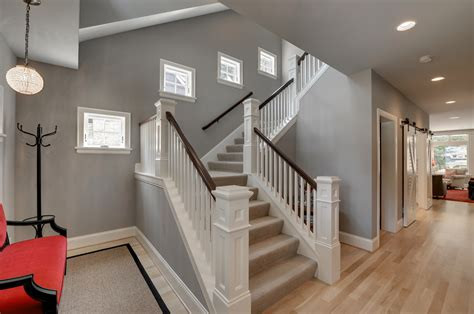 Marvelous stairways method minneapolis traditional entry image ideas