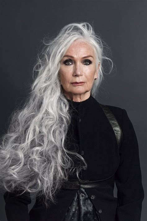 siver hair in 40 25 best ideas about long silver hair on pinterest long