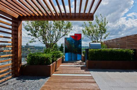 Front Porch Pergola Design Ideas And Decor Image Of Rooftop Patio Design
