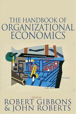 the handbook of eea law home politics sociology the handbook of organizational economics