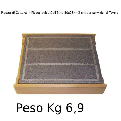 piano cottura pietra lavica piastra di cottura in pietra lavica dell etna risto basic