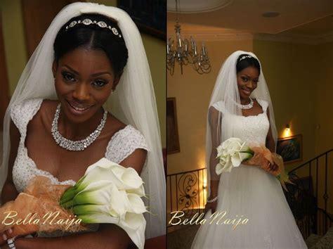 bridal hairstyles bella naija bella naija dresses bellanaija weddings presents 13