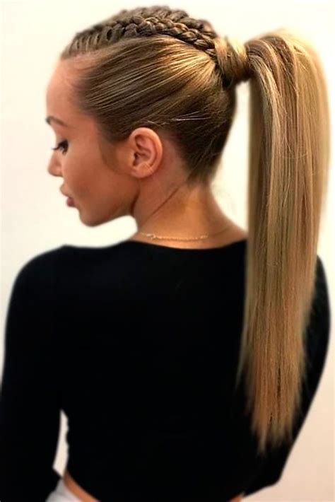 Ponytail Hairstyles by Best 20 Ponytail Hairstyles Ideas On