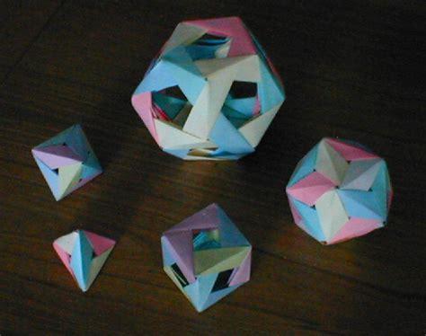 figuras geometricas origami experiencias del origami y los problemas en el aula