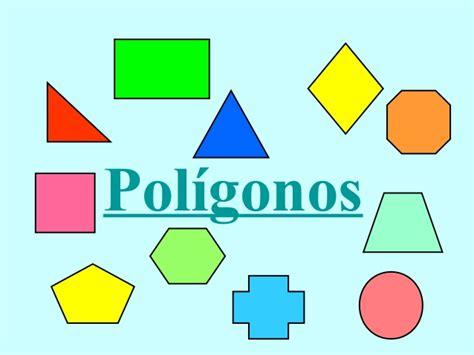 figuras geometricas y sus lados poligonos