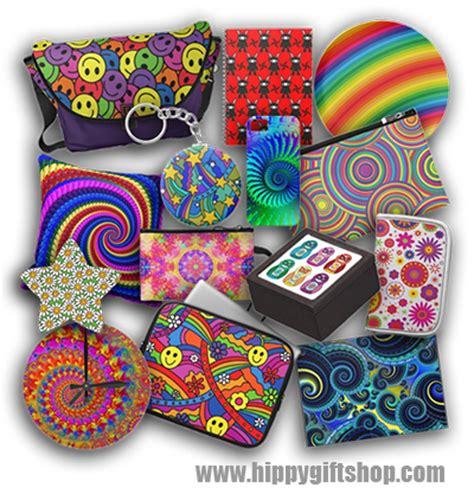 Retro Kitchen Decor Ideas hippy gift shop psychedelic hippie gifts funky retro