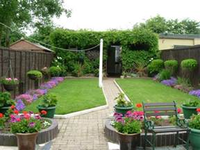ideas on how to plan a back garden and get it prepared to