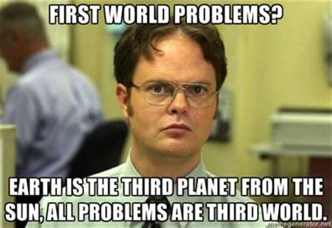 Third World Problems Meme - image 129723 memes third world problems jpg dark horse