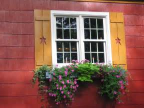 country windows country window boxes window box contest
