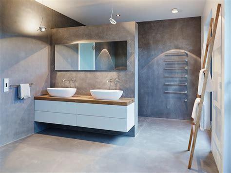 Badezimmer Fugenlos by Penthouse Waschtisch Betonoptik Fugenlos Modern