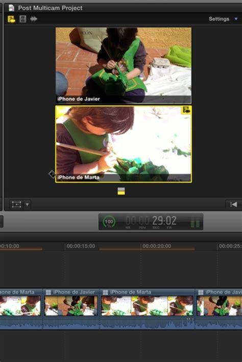 final cut pro multicam final cut pro kitchen final cut pro x crear y editar un