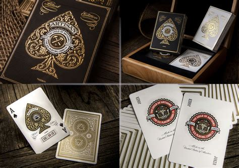 beautiful playing card deck designs